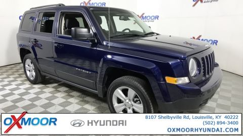Used Jeep Patriot Latitude