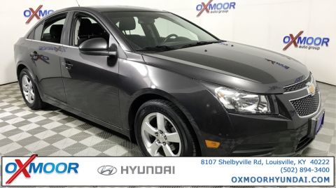 Used Chevrolet Cruze 1LT