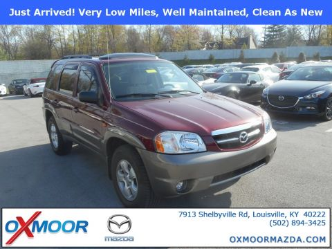 Used Mazda Tribute LX
