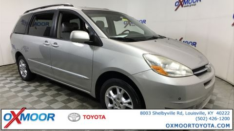 Used Toyota Sienna XLE Limited