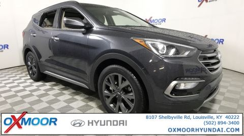 Used Hyundai Santa Fe Sport 2.0L Turbo Ultimate