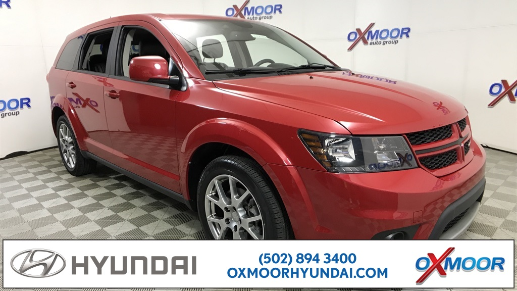 Pre Owned 2015 Dodge Journey R T 4D Sport Utility in Louisville
