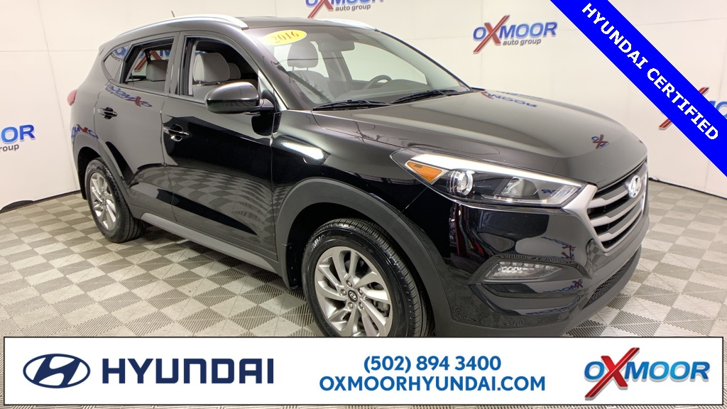 Hyundai Certified Pre-Owned >> Certified Pre Owned 2017 Hyundai Tucson Se 4d Sport Utility In