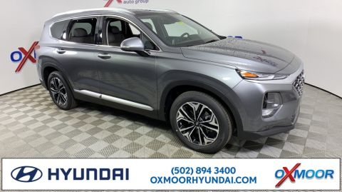 New 2019 Hyundai Santa Fe Ultimate 2.0