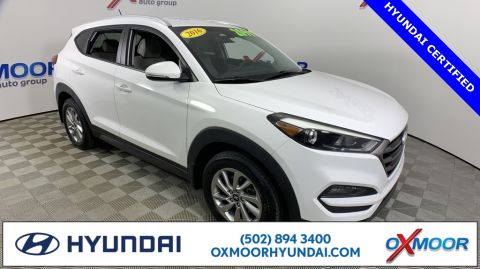 Certified Pre-Owned 2016 Hyundai Tucson Eco