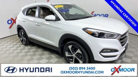 Certified Pre-Owned 2016 Hyundai Tucson Sport