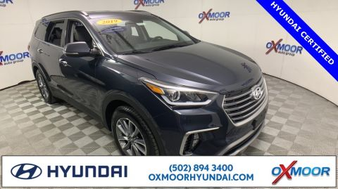 Certified Pre-Owned 2019 Hyundai Santa Fe XL SE