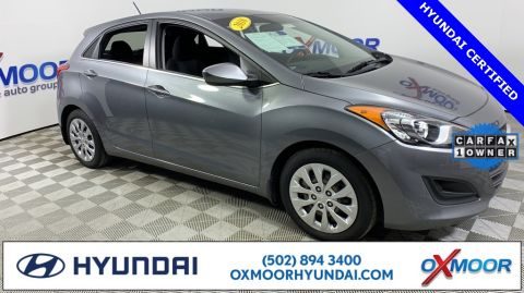 Certified Pre-Owned 2016 Hyundai Elantra GT Base