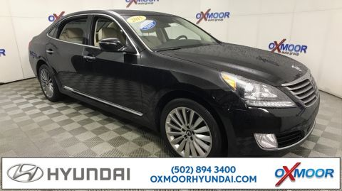 Certified Pre-Owned 2015 Hyundai Equus Signature