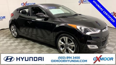 Certified Pre-Owned 2016 Hyundai Veloster Style Package
